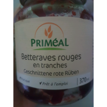 BETTERAVES ROUGES PRIMEAL...