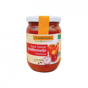 SAUCE TOMATE TRADITIONNELLE...