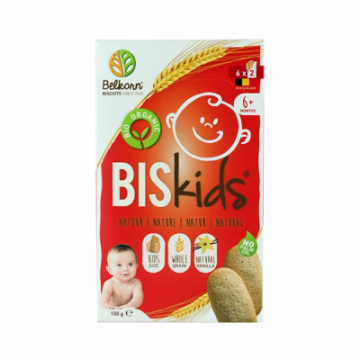 BIS KIDS NATURE 150G BELKORN