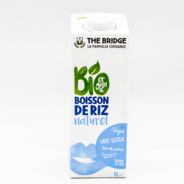 RICE DRINK NATUREL 1L THE...