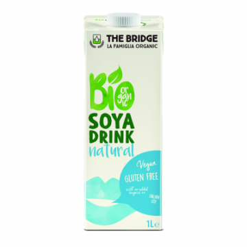 BIO DRINK SOYA 1L THE BRIDGE