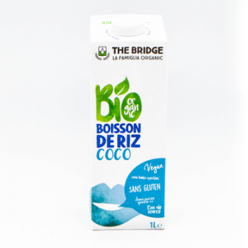 RICE DRINK COCO 1L THE BRIDGE