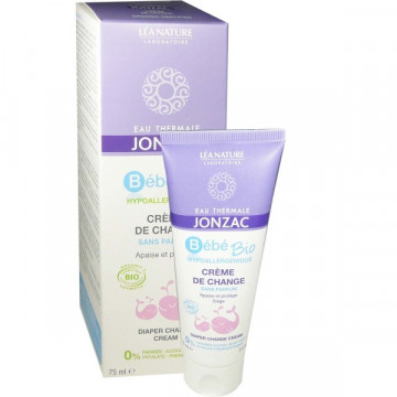 CREME CHANGE BEBE JONZAC 75ML
