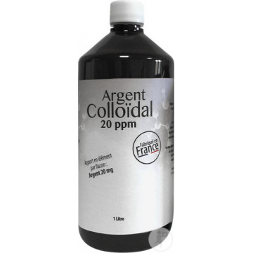 ARGENT COLLOIDAL 1L DR THEISS