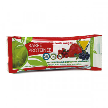 BARRE PROTEINEE FRUITS...