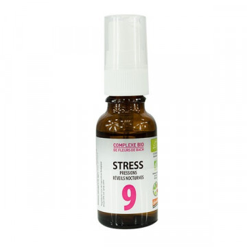 STRESS 9 SPRAY DR THEISS
