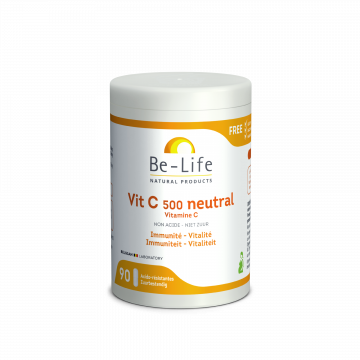 VIT C 500 NEUTRAL BE-LIFE...