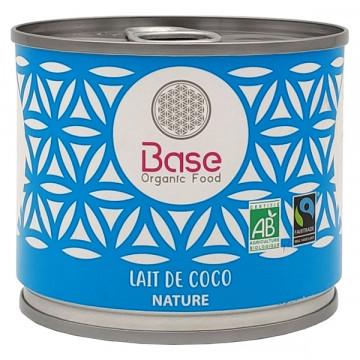 LAIT DE COCO 200ML BASE