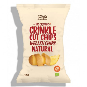 CHIPS STRIEES 125G TRAFO