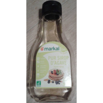 PUR SIROP D AGAVE 330G MARKAL