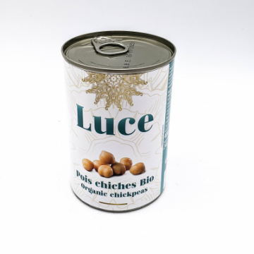POIS CHICES BIO 400GR LUCE